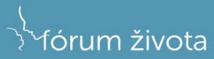 Fórum života,logo