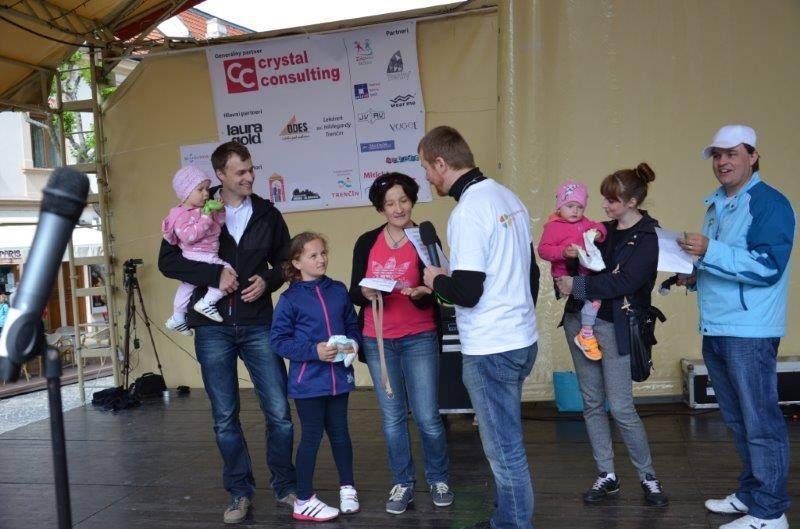 Svetový Deň rodiny oslávili v Banskej Bystrici, Púchove a Trenčíne