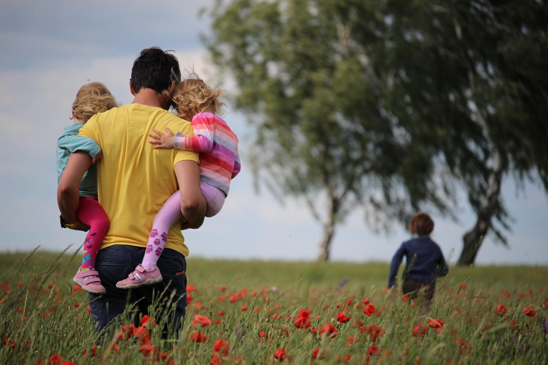 Deň rodiny 2021: Úloha mužov a otcov je nezastupiteľná